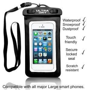 Ultra Dry Waterproof Phone Case