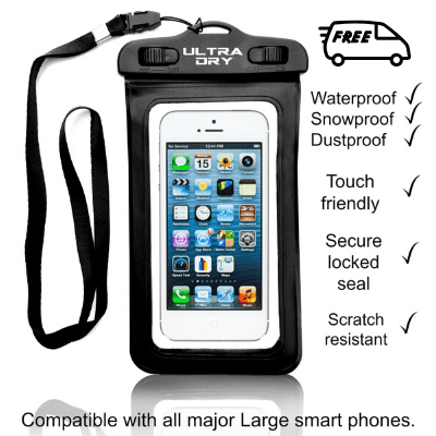 Water proof phone case Ultra Dry